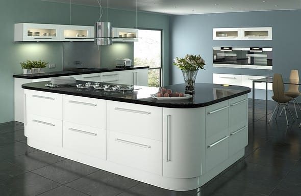 Gloss_White_Main, Style with your Kitchen