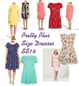 pretty plus size dresses