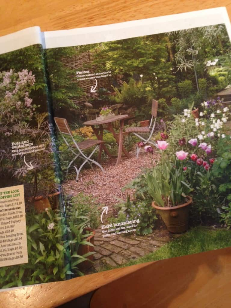 How to create a secret garden