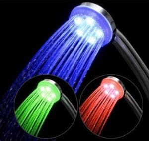 shower colours