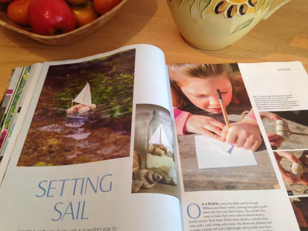 landscape magazine review