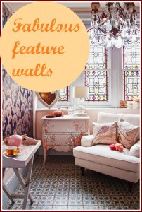 fabulous feature walls