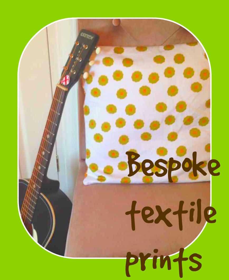 Bespoke textile prints
