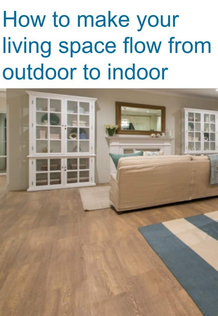 Indoor to outdoor