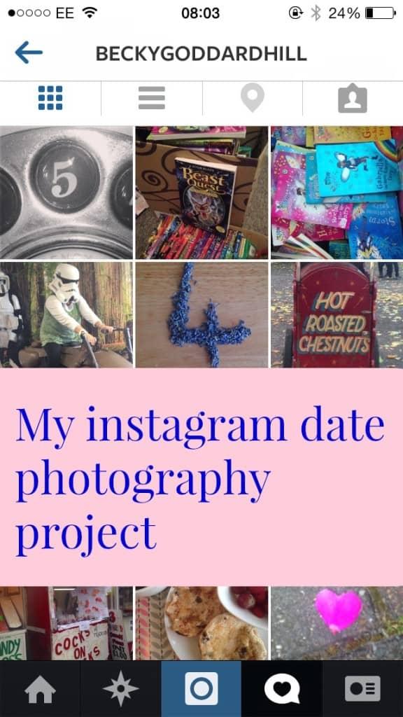 instagram date