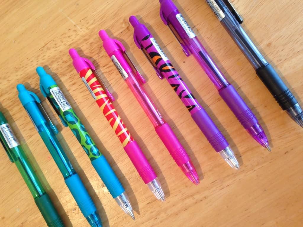 zebra pens, zebra pens giveaway