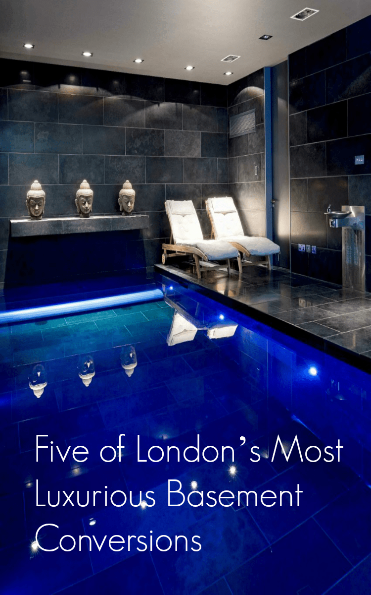 Five Of London S Most Luxurious Basement Conversions A