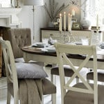 Win a beautiful dining table and chairs from Furniture Village