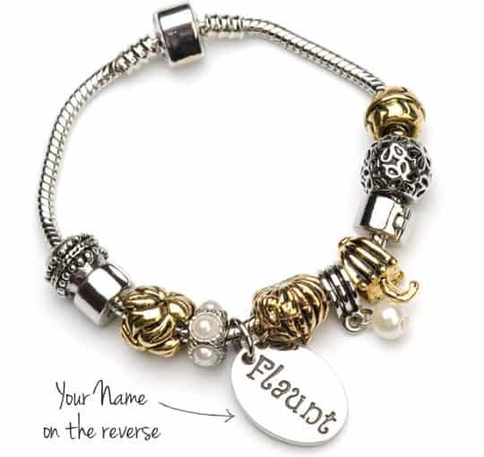 two-tones-charm-bracelet-pearl