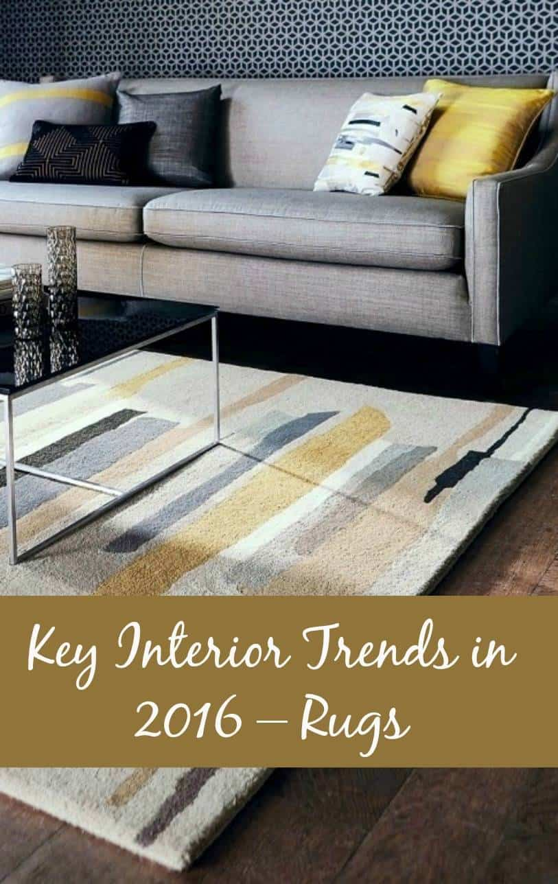 Key Interior Trends in 2016 – Rugs
