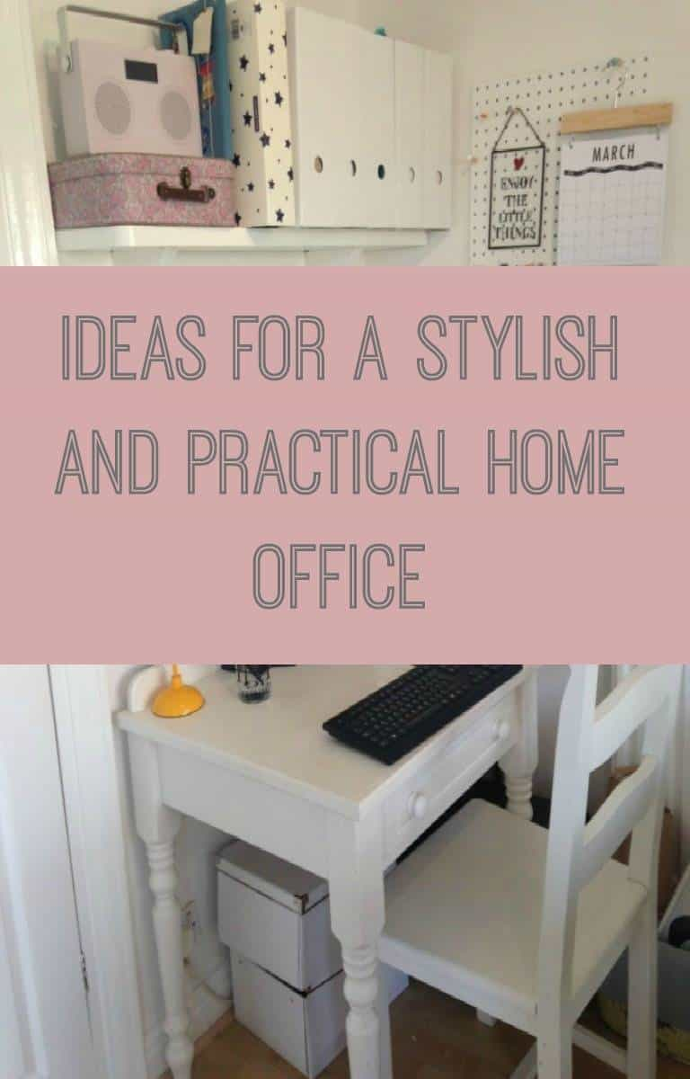 Ideas for a stylish and practical home office