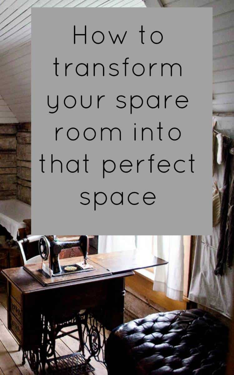 spare room, How to transform your spare room into that perfect space, How to transform your spare room