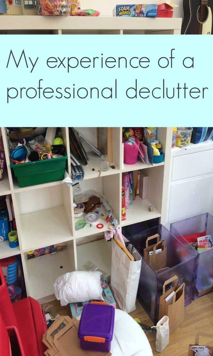 professional declutter