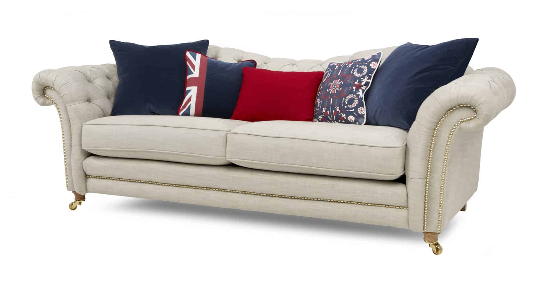 The team gb sofa a beautiful space for Couch gb sofa