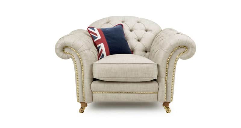 The Team GB sofa