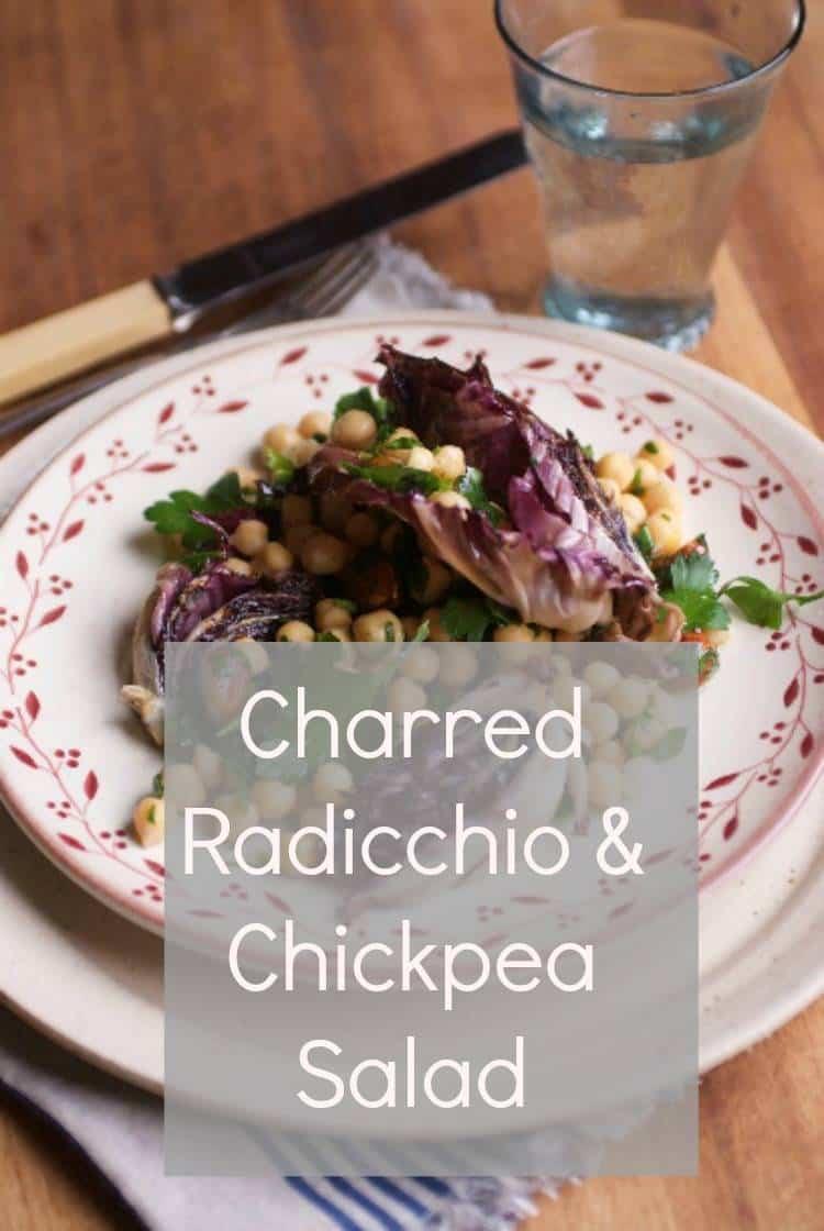 Charred Radicchio