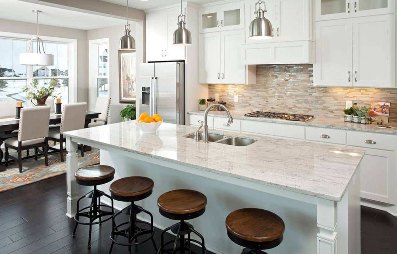 create the perfect kitchen