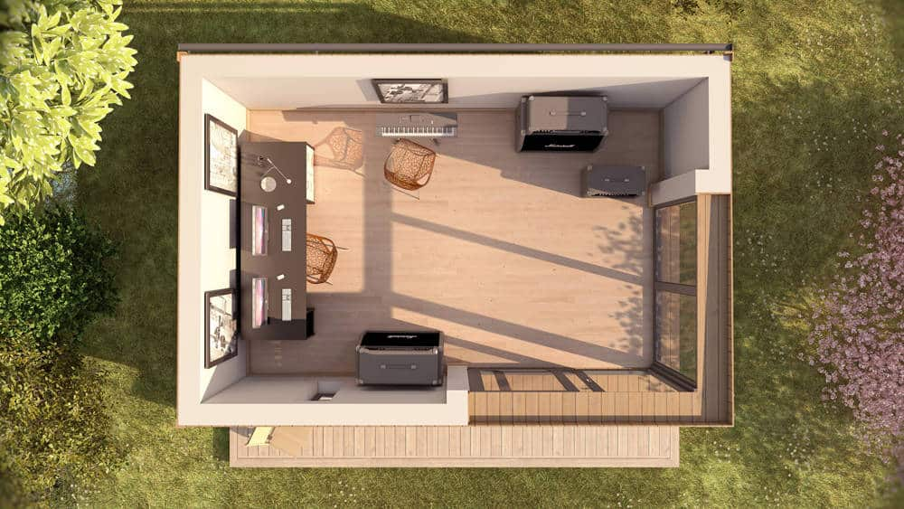 Why a garden room is a great investment for your property