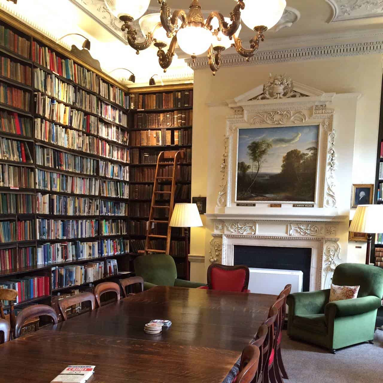 Bromley House Library in Nottingham