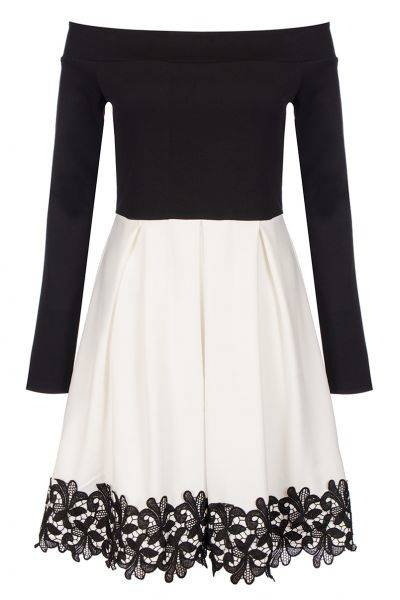 Monochrome Going Out Dresses