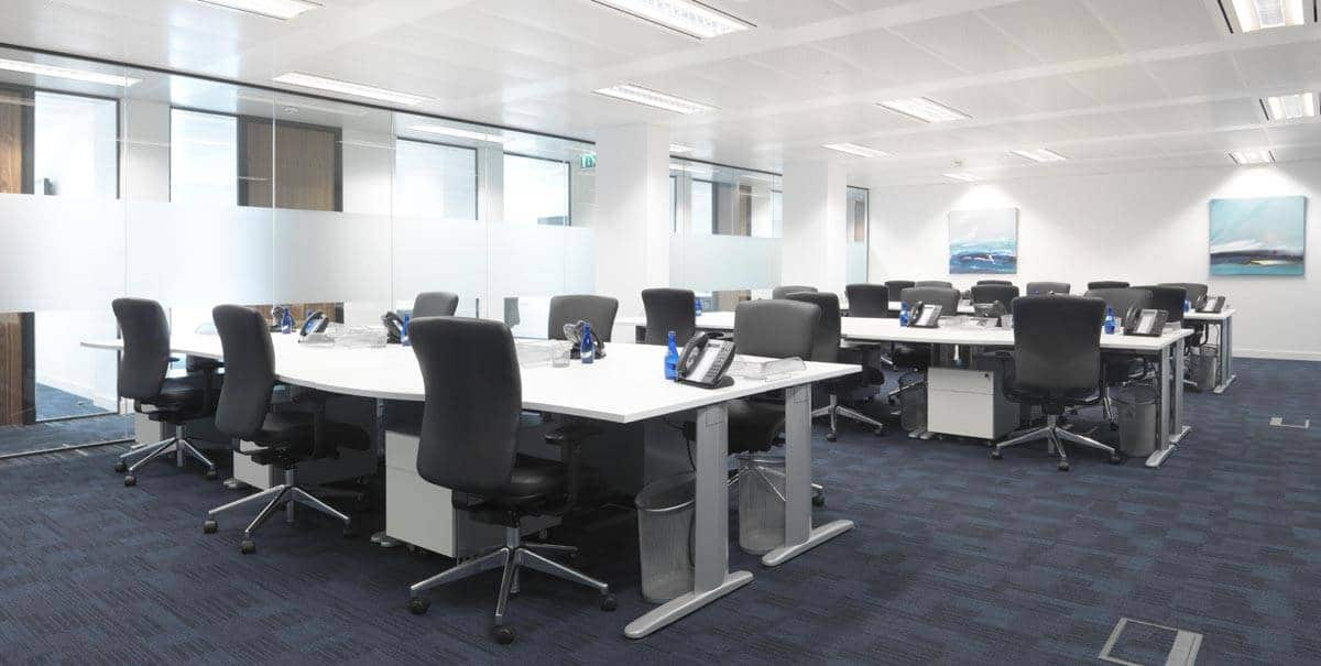 serviced offices, The benefits of serviced offices
