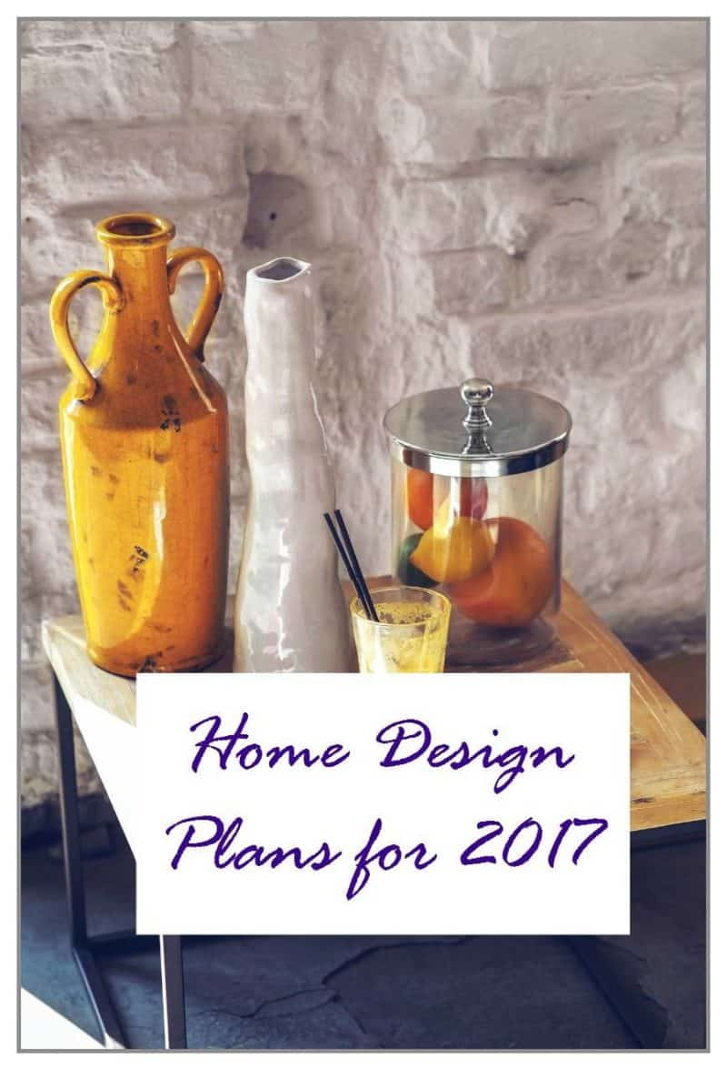 Home Design Plans for 2017