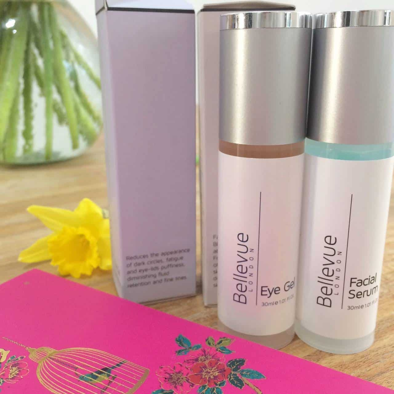 Bellevue of London Beauty Products Review