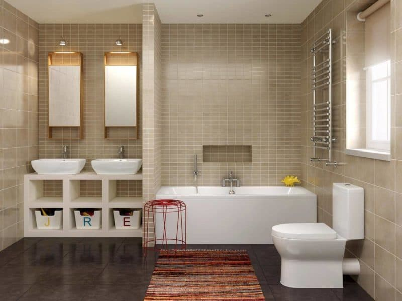 How to Create the Perfect Family Bathroom