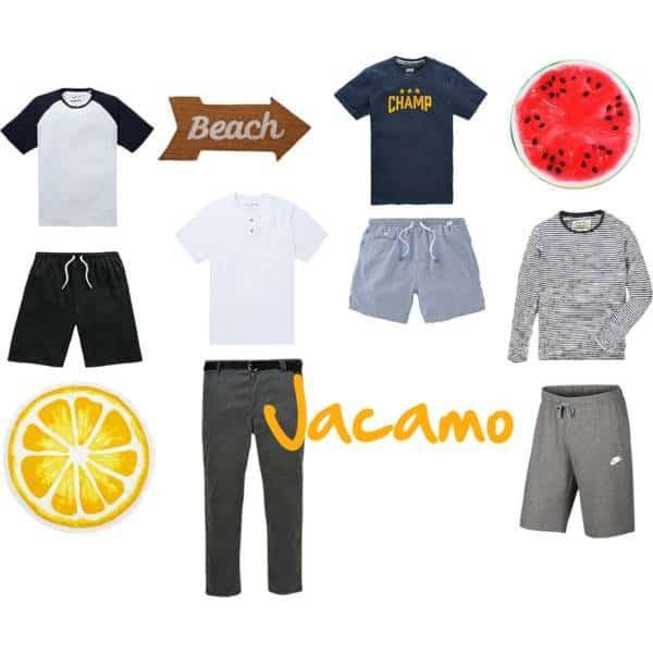 Jacamo – a one stop shop for men's fashion