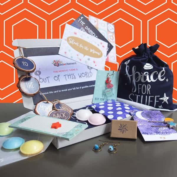 Boxcitement Subscription Box