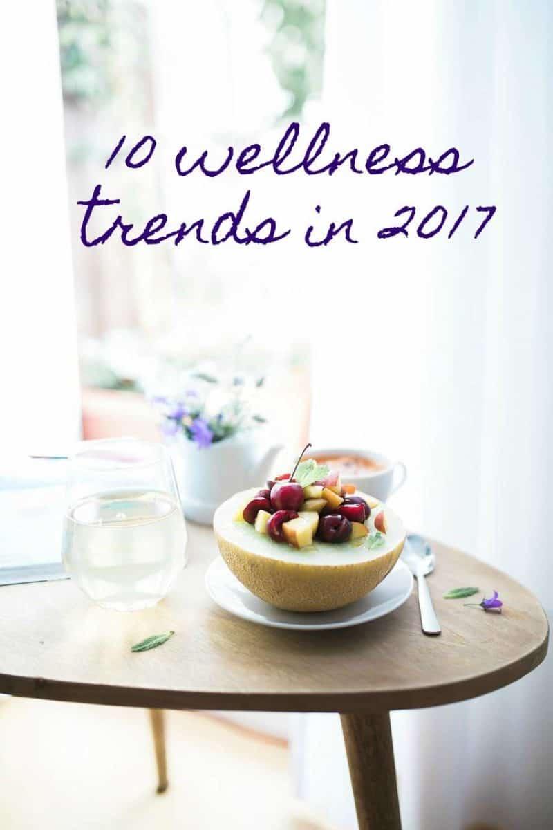 wellness trends in 2017