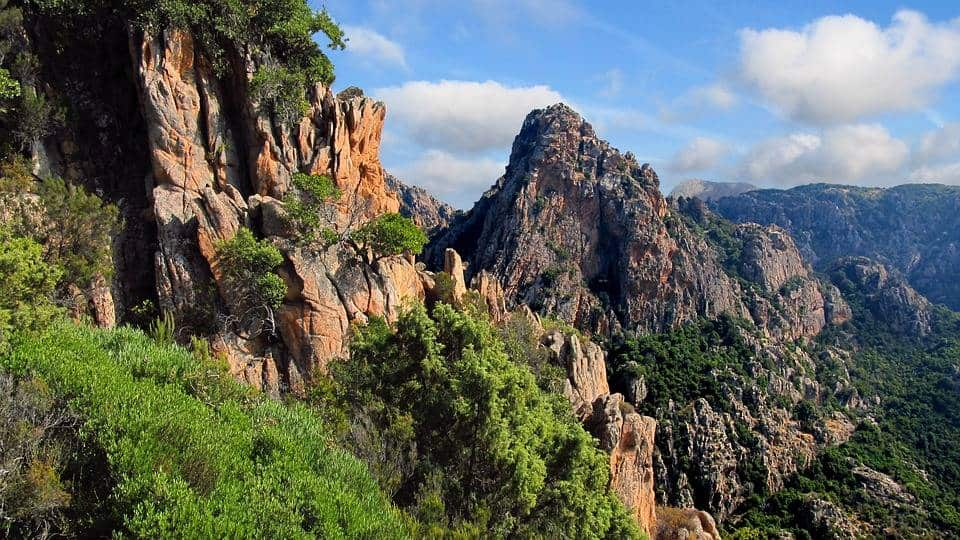 Explore the Great Outdoors in Corsica