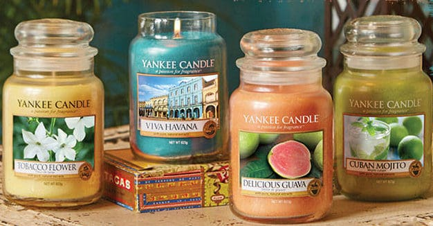 Win a Tobacco Flower Yankee Candle