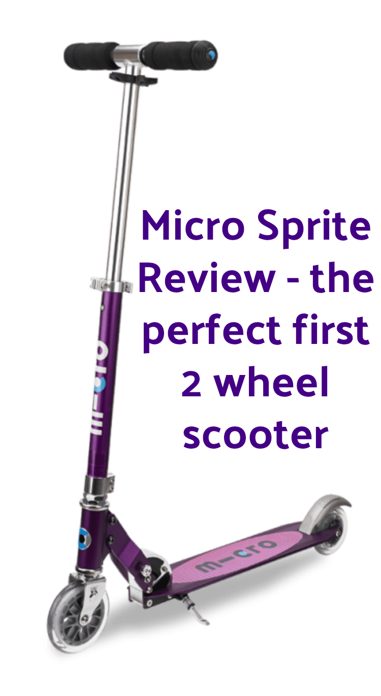 micro sprite scooter review
