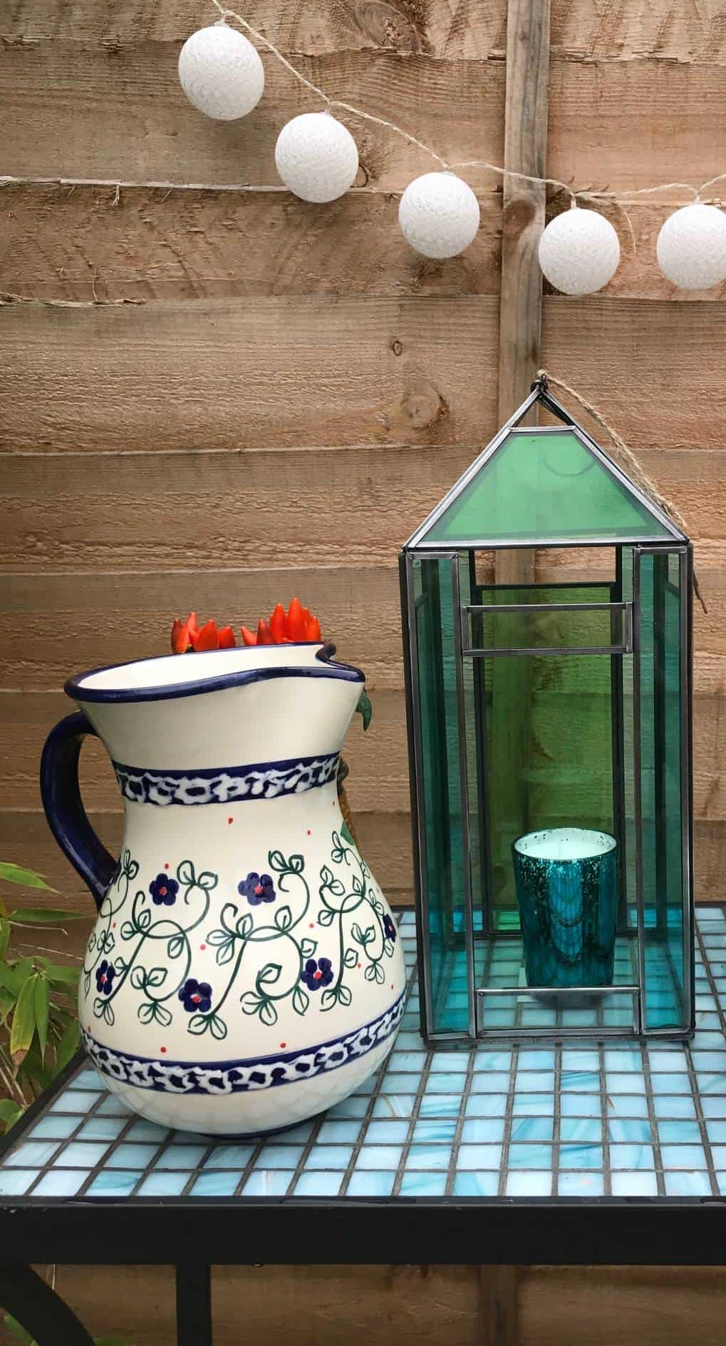 Beautiful outdoor living ideas from HomeSense