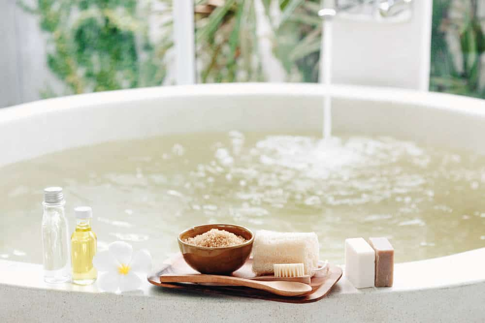 10 benefits of a spa day