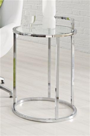 cirque chrome and glass