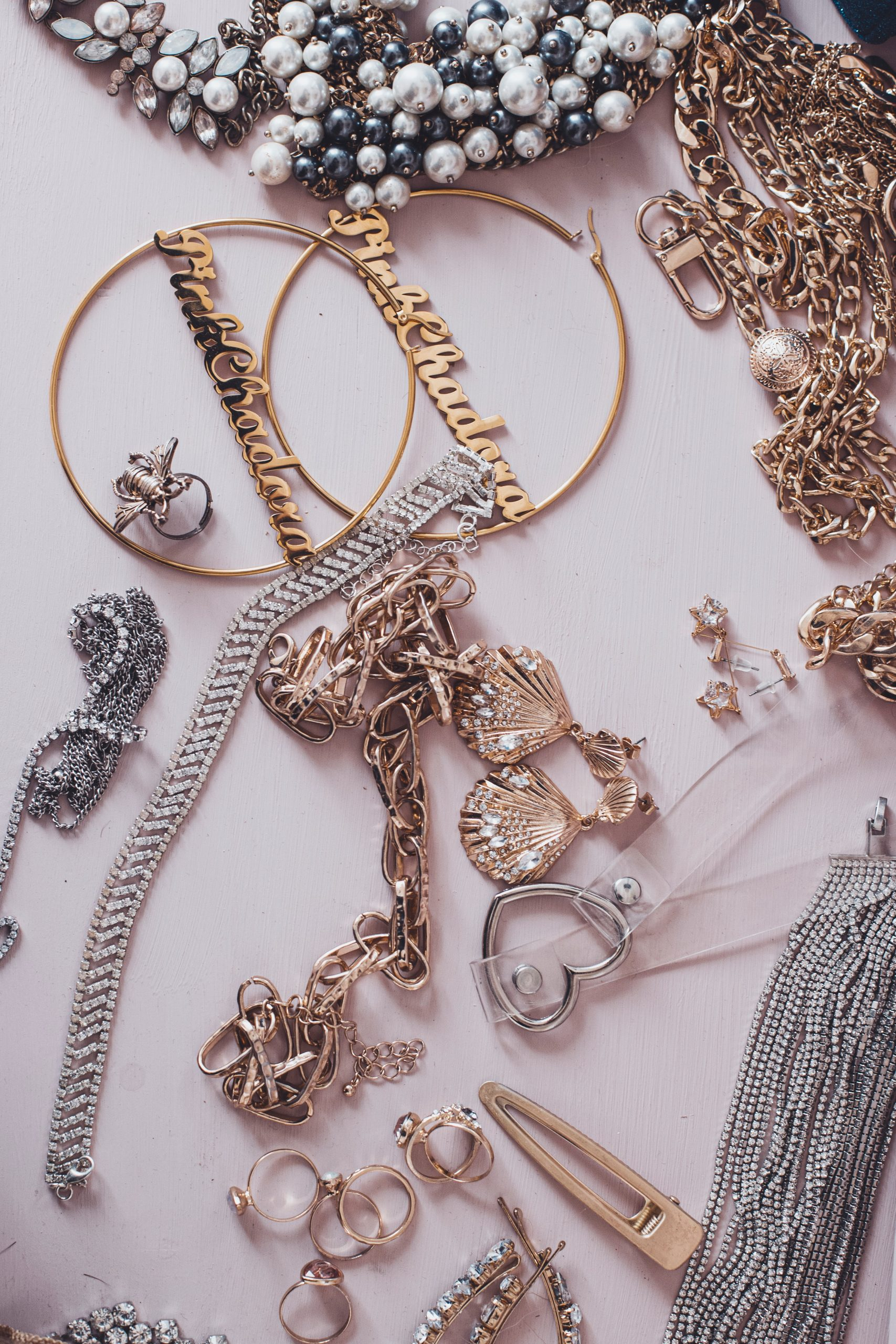 Upcycling Your Old Jewellery