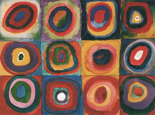 kandinsky, Add Some Sparkle to Your Living Room