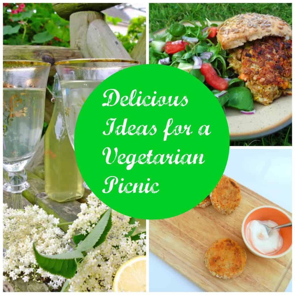 Delicious ideas for a Vegetarian Picnic