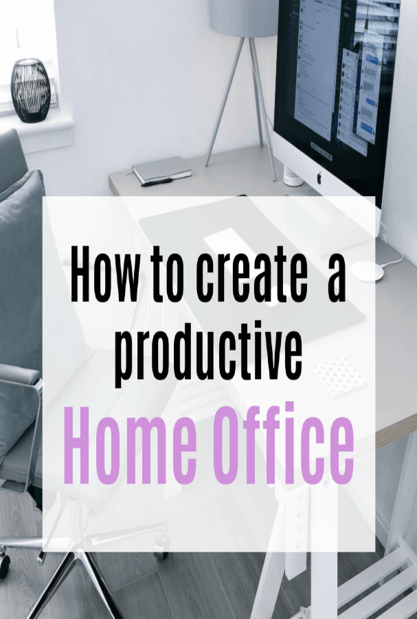 Productive Home Study