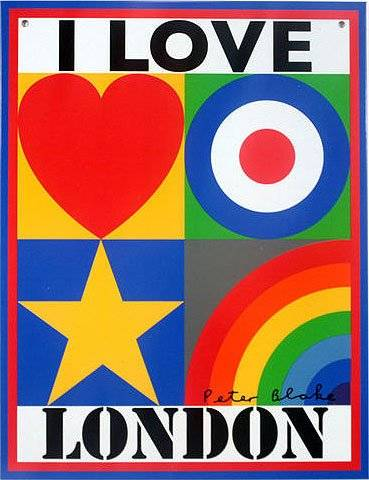 peter blake i love london