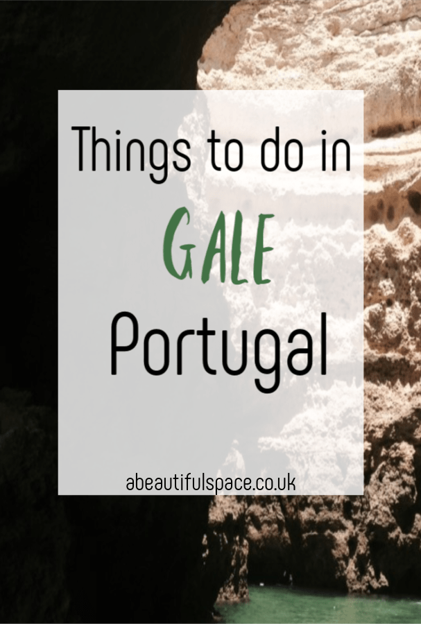 Things to do in Gale Portugal, a look at this beautiful part of the Algarve it's beaches, restaurtants aand places to stay as well as activities #gale #potuga; #algarve