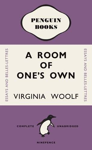 Woolf Virginia A Room Of One S Own