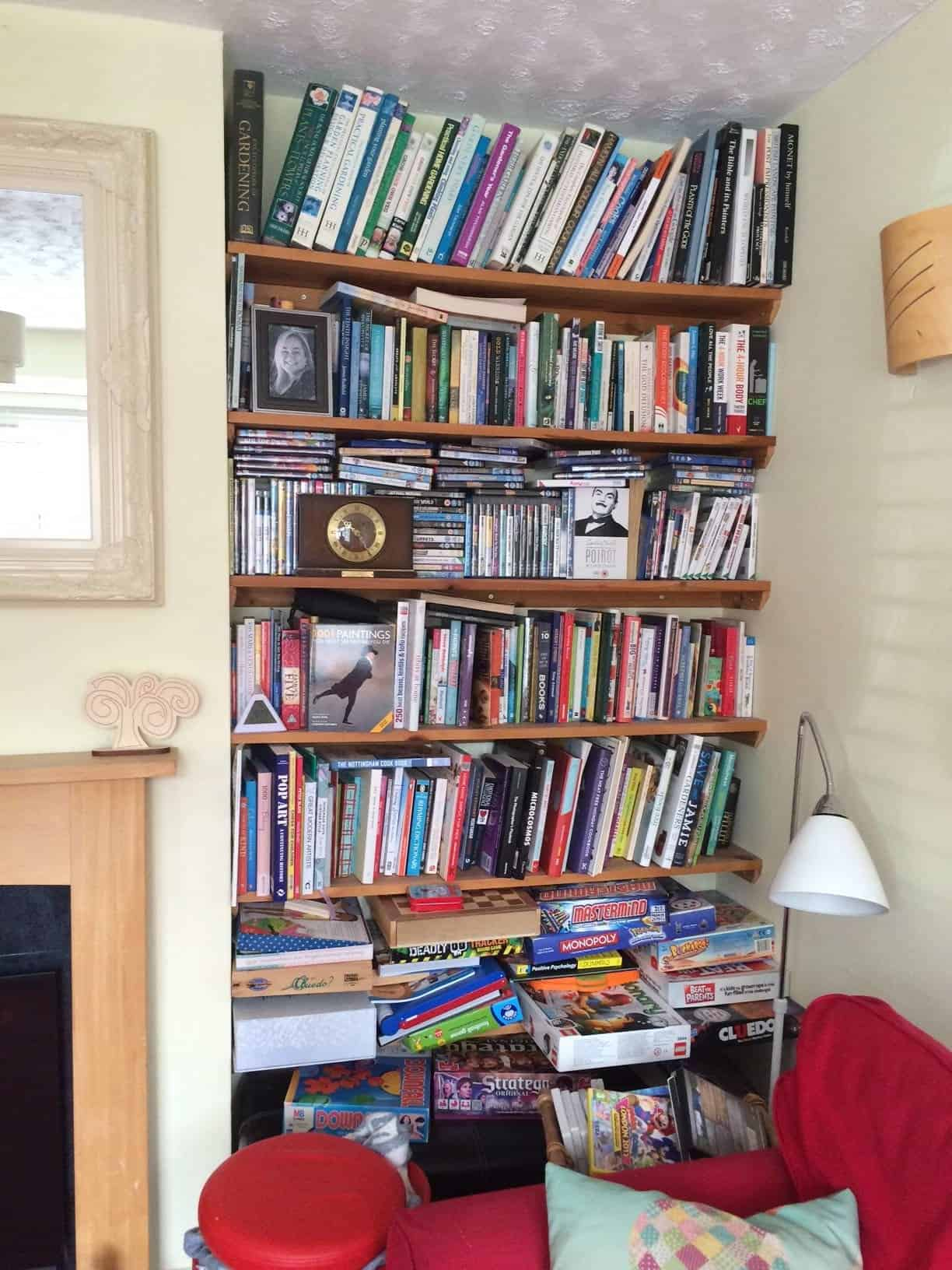My experience of a professional declutter