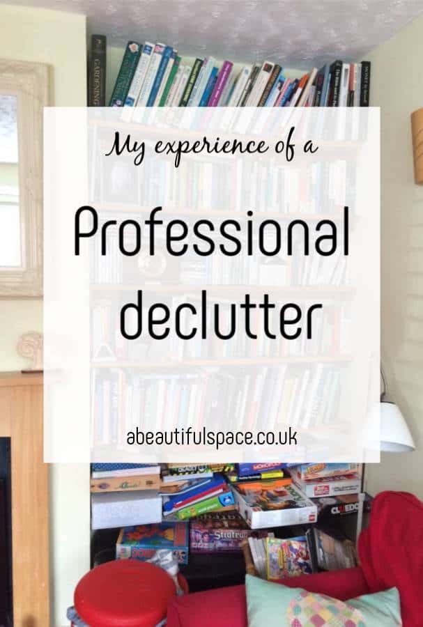 My experience of a professional declutter and would you benefit from this  #clutterfreehome  #hoarding #declutter #clutterfree #clutter