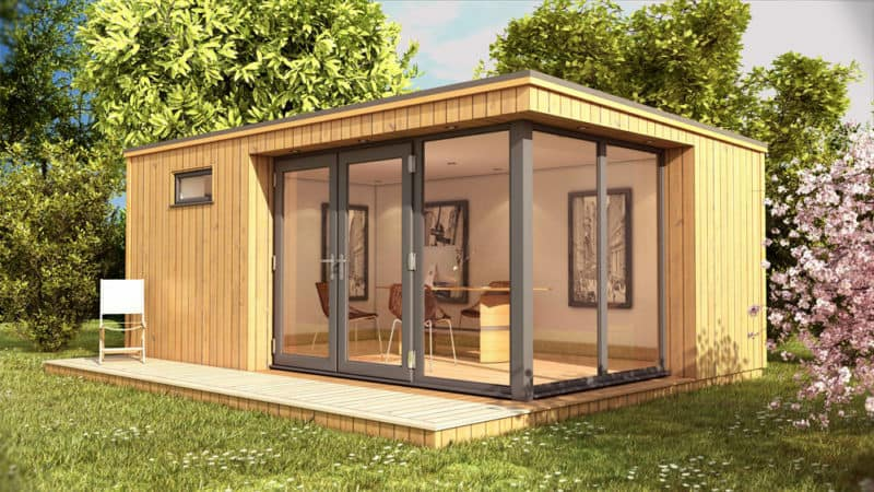garden room is a great investment