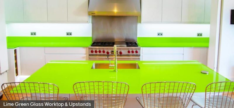 lime-green-glass-worktop