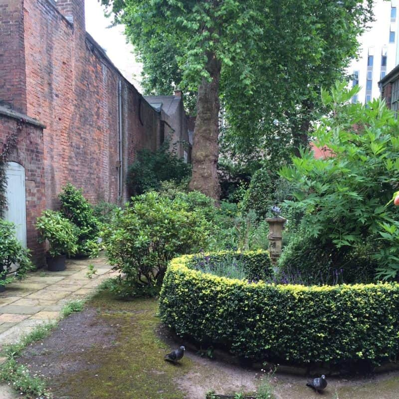 Bromley House Library Nottingham Review