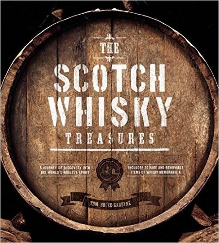 scotch-whisky-treasures, Book Gift List for all the Family